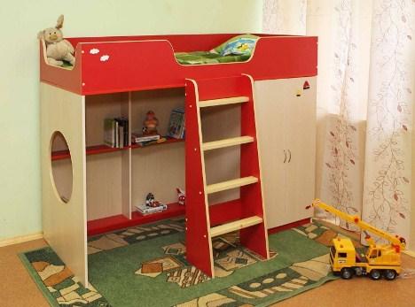 Советы по выбору детской мебели на